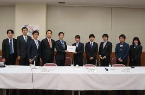 10/23 日本若者協議会主催第二回勉強会 「ロビイングとは何か?実践編」