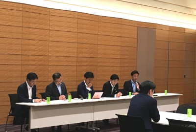 若者政策推進議連第二回総会の様子(写真:日本若者協議会)