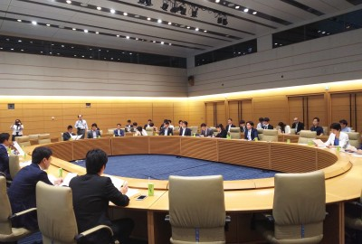 若者政策推進議連第三回総会