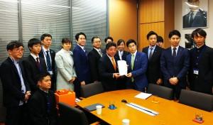 日本維新の会・下地幹郎政調会長への提言